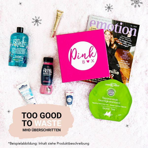 "Pink Box - ""New Year - New You"""